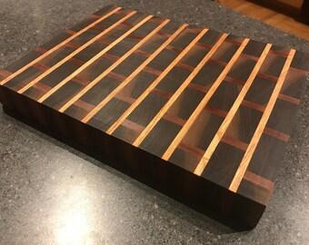 Small brick chopping block