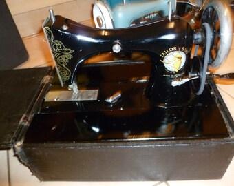 antique rare Tailor bird  sewing machine
