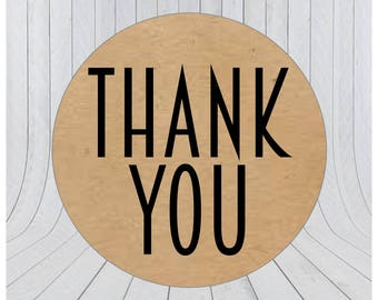 24 x Thank you stickers, thank you labels, etsy packaging stickers, packaging labels, packaging stickers, thanks stickers 059