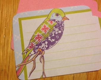 Song Bird Tag