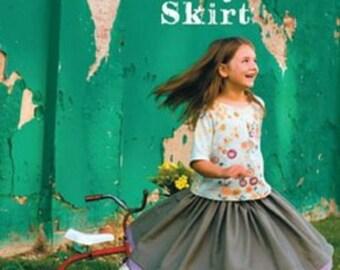 Flora Tunic & Twirly Skirt Pattern