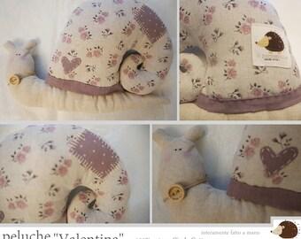 100% Handmade plush snail-l