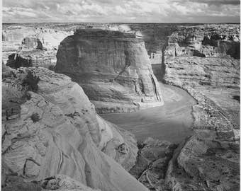 Ansel Adams Fine Art Photography, From the series Ansel Adams Photographs of National Parks and Monuments Canyon de Chelly, Arizona