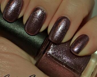 Charmer - Purple Metallic Nail Polish