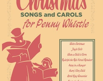 MiniBooks 2: Christmas Songs for Whistle (Download)