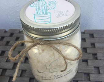 French Vanilla Sugar Scrub