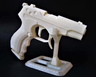 Ghost In The Shell Fictional Pistol Mokoto kusanagui Seburo M5  Replica