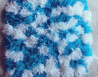 Handmade Yarn Rug