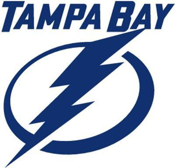 Vinyl Decal Sticker - Tampa Bay Lightning Decal for Windows, Cars, Laptops, Macbook, Yeti, Coolers, Mugs etc