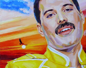 Freddie Mercury. Queen/Freddie Mercury