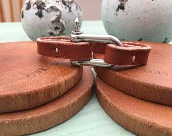 Leather Bracelet - Everyday Bracelet - Joanna Gaines Inspired - Jewelry - Bohemian Jewelry - Friendship Bracelet - Bracelets for Women
