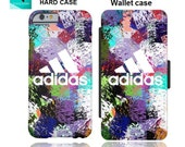ADIDAS marble iPHONE CASE iphone 7 iphone 4s 5 5C 5s 6 6s 6 plus samsung s3 s4 s5 s6 s7 s6 edge s7 edge wallet iphone 7 leather samsung case