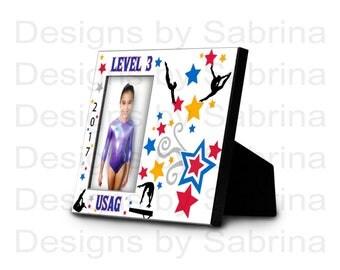 Personalized GYMNASTICS FRAME-Personalized Frame-Gymnastics Frame-Gymnast-Gymnastics-Competition-Frame-Personalized Frame-Gymnastics Gift