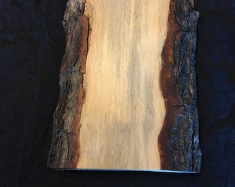 Live Edge Pine Charcuterie Board