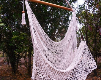 Cute and comfortable hammock chair variety of colors available