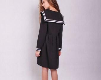 Sailor Fuku dress