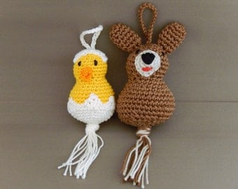 Special offer: Easter Bunny & Chick