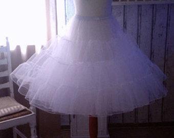 Petticoat, tulle, colour choice