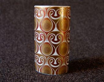 Danish Bjorn Wiinblad Vase for Rosenthal/ Studio Linie/ Made in Germany/ Hollywood Regency/ Fine Porcelain