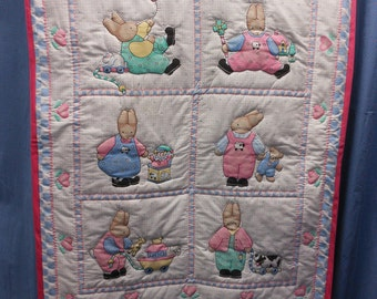 Easter Time Quilt