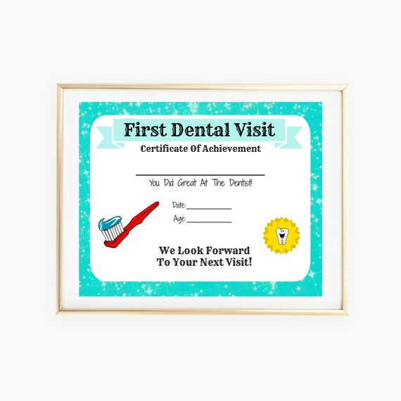 first dental visit Many children's first experience with a dentist happens at an office focused on adult care dental care in this environment is often intimidating and frightening for kids this first impression can create anxiety and.