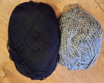 Acrylic blend yarn - Free Shipping