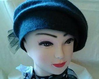 Шляпка для прекрасной леди. Hat for a beautiful lady.