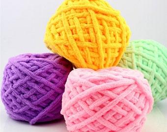 Thick Milk Cotton Yarn