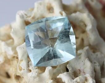 Aquamarine 5,49 carats- natural gemstone