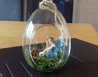 Fairy -- fairy witchcraft fae pagan witch wiccan fairy magic altar ornament