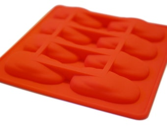 Tesla Model S ice cube trays