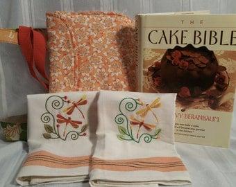 4 pc. kitchen gift set in bag