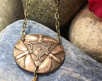 Moth to a Flame Unity Necklace