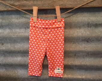 Tangerine yoga pants