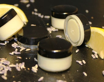 Nail/cuticle butter, natural, essential oils, worldwide