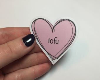 Tofu Sticker
