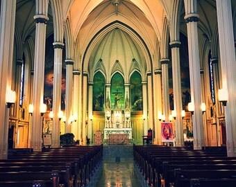 Catholic Church- San Francisco, CA