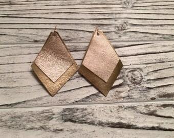 Gold Double Layer Metallics