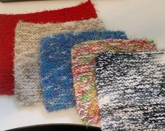 Scrubby Knit Dishcloth