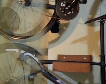 SIKLO (wooden bike rack)