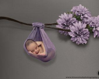 Baby Hanging Digital Backdrop