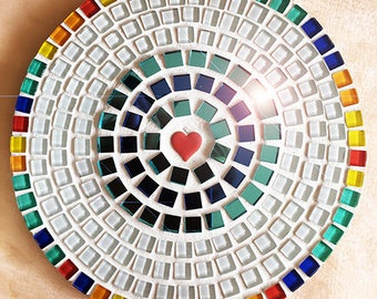 "Mosaic coasters ""Hammers"""