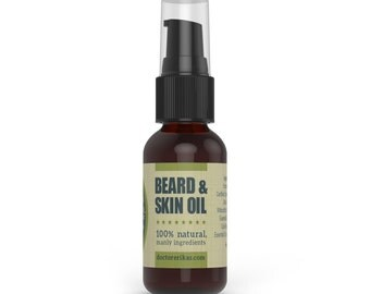 Doctor Erika's Beard & Skin Oil