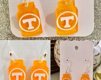 TN Mason Jar Earrings