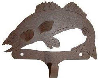 Single Hook - Walleye Design