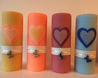 Honeycomb Pillars