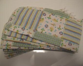 Unpapertowel/Reusable Cloth Wipes