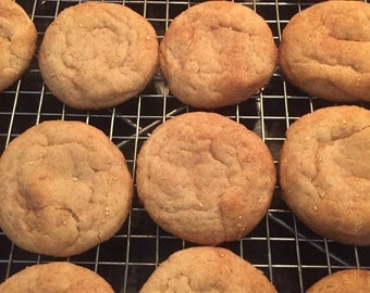 Incredible Snickerdoodles