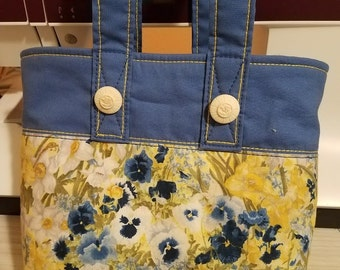6 Pockets Side Walker Bag Pattern