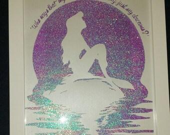Ariel Papercut